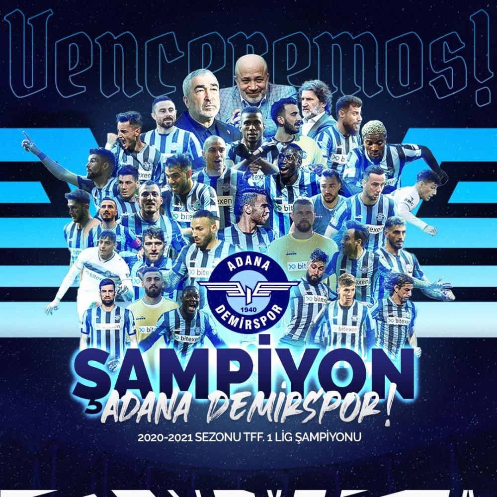 Adana Demirspor ve GZT Giresunspor Süper Ligde